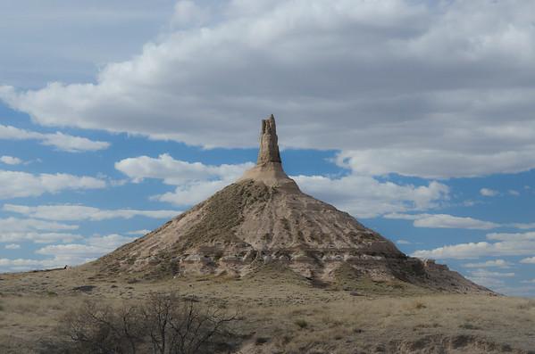 Chimney Rock, Nebraska